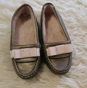 Cole Haan girls loafers